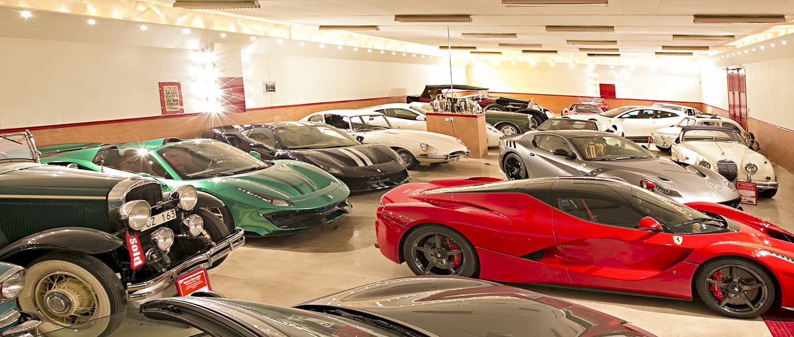 Nessim Classics Cars